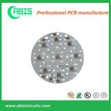 Круглая доска алюминия PCB СИД