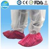 Cubierta del zapato de una sola vez antideslizante