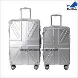 スーツケースの工場によってカスタマイズされる紡績工はABS+PCの荷物を動かす