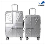 Koffer-Fabrik kundenspezifischer Spinner dreht ABS+PC Gepäck
