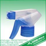 Spruzzatore di plastica di innesco per la bottiglia di pulizia