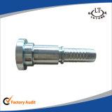 Raccords de tuyaux hydrauliques de raccord coudé 90° Bride JIS