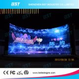 Stade montrent de concert P4.81 Affichage LED de location de bord avec 1/16 Mode de conduite de numérisation