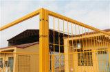 Im Freien hochwertiges Puder-überzogene große Hundehundehütte (XMM-DC0)