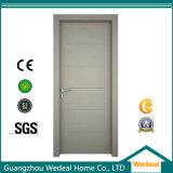 Interior de alta qualidade porta WPC Madeira porta de plástico composto