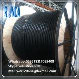 cabo elétrico blindado isolado XLPE subterrâneo de fio de aço de 12.7KV 22KV