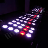 Matriz de la viga de DJ LED del club del disco de la iluminación de la etapa de DJ