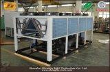 500KW R134A Compresor de tornillo refrigerado por aire Enfriador de agua
