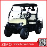 4kw Street Legal Luxury 4 Person Golf Cart