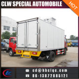 Kleiner Fleisch-Transport-LKW-abkühlender LKW der Gefriermaschine-5ton