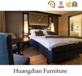 Hospitalidade personalizado contemporâneo quarto apresenta mobiliário em madeira do Hotel (HD406)