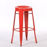 La fabrication de toute vente de selles en métal coloré en métal chaises Bistro en aluminium
