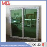Fabriek van uitstekende kwaliteit van het Venster van het Glas van het Profiel van pvc de Glijdende