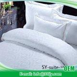 柔らかく贅沢な100綿のカスタム寝具のホテル