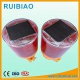 Piloto de energía solar del uso de grúa (lámpara)