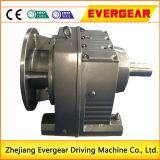 Коробка передач редуктора скорости Трудн-Зуб-Стороны r Serie Bevel с электрическим двигателем