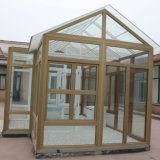 معدن لون [أوبفك] نافذة قطاع جانبيّ في عمليّة بيع حارّ