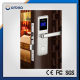 Sistema de acesso RFID à prova d'água 304 de aço inoxidável Hotel Electronic Keyless Smart Card Reader Door Lock