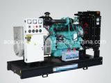 3 générateur diesel silencieux de la phase 50Hz 45kVA Cummins Engine