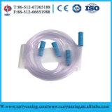 使い捨て可能な吸引の接続の管