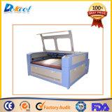 Máquina de estaca de matéria têxtil 1810/couro/tela de laser do CO2 com laser Sourse