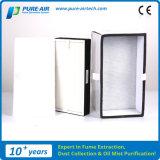 Collecteur de poussière de qualité pour le métal d'inscription de laser de fibre/acier inoxydable/aluminium (PA-300TS-IQB)