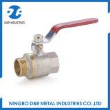 Шариковый клапан латуни Dn15 Pn40 Cw617n
