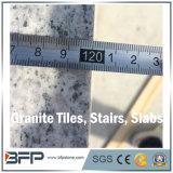 De populaire Opgepoetste Grijze Marmeren Grote Plak van de Steen van het Graniet voor Countertop de Trede van de Tegel