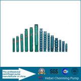 Application submersible et pompe en une seule étape de sous-marin de projet de structure de pompe