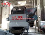 두 배 샤프트 타이어 슈레더 기계