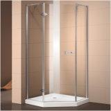 Cabina de ducha rápida instalación