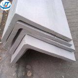 barra de ángulo del acero inoxidable SUS304 de 56X56X5m m para la estructura de edificio