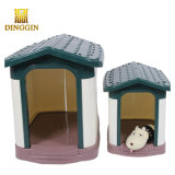 Het Plastic Huis van het huisdier met Airconditioner