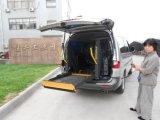 Levage de fauteuil roulant pour Van et minibus (WL-D-880U)