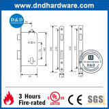 El bloqueo de la maneta del hardware de la puerta del acero inoxidable con la UL enumeró (DDML010)
