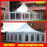 3X3 4X4 5X5 6X6 de Tent van de Top van de Pagode van Gazebo voor Verkoop