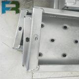 De Plank 230*63 van het Staal van het metaal voor Gang door de Steiger van het Frame