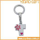 Горячая продажа металлические цепочки ключей для рекламных материалов (YB-k-029)