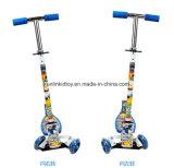 아이 소형 스쿠터, Foldable, 가벼운 바퀴