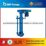 Pompe de carter de vidange submergée verticale de boue de Spr