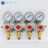 Regulador de pressão de CO2 comercial, Aquário de regulador de gás Regulador de CO2