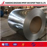 Gl Gi bobina de aço com revestimento de alumínio galvanizado com a norma ISO9001