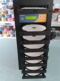 Jusqu'à 24 X 1 tiroir avec 7 plateaux de duplicateur de DVD