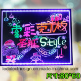 Menu Board와 Fast Food Price List를 가진 Shop Advertizing Display를 위한 LED Hand Writing Boards