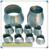 Réducteur convenable de bride en aluminium concentrique, Astmb241 1060, garnitures de pipe en aluminium,