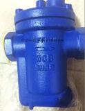 Armadilha de vapor da cubeta de Inveted do aço de molde da ponta do parafuso