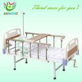 Base medica di cure infermieristiche dell'ospedale dell'ABS ICU con tre manovelle Multifunctions (Slv-B4026)