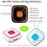 Линейка WiFi устройства отслеживания GPS с Fall Down сигнал тревоги