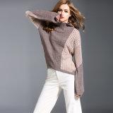 2018 Novo Projeto Senhoras Tripulação Pescoço Pulôver Suéter Suéter de lã para o Outono