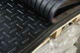 nattes stables en caoutchouc durables de cheval d'anti glissade de taille de 4 ' *6'